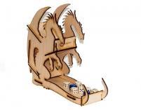 Dragon - Wooden