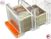 5S Solid Transparent Card Holder (Small Cards)