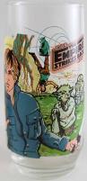 Empire Strikes Back Glass - Luke Skywalker & Yoda