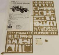 U.S. 37mm Gun Motor Carriage