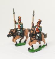 Austrian Cavalry - Lancers