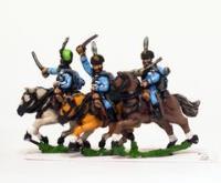 Austrian Cavalry - 1861-66 Hussars Wearing Kutsma