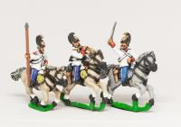 Austrian Cavalry - Cuirassiers Command