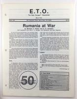 "#43 ""Rumania at War, Order of Battle and National Data Sheet"""