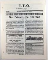 """#45 """"Our Friend...The Railroad, Victory through Railpower"""""""
