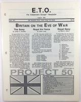 """#47 """"Britain on the Eve of War, British Army in Europa"""""""