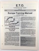 "#52 ""Europa Training Manual, WarBirds, Taking Syria Seriously"""