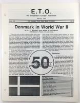 "#53 ""Denmark in WWII, Winter War Notes and Errata"""