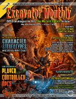 """#6 """"Character Stereotypes, Player Controlled NPC's, Special Critter Issue!"""""""