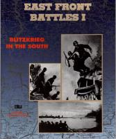 East Front Battles #1 - Blitzkrieg in the South