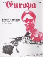 "#15 ""Europa Battle Scenario #2 - Enter Rommel"""