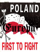 "#19 ""Poland - First to Fight"""