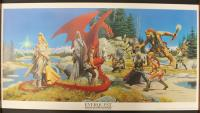 Everquest Original Box Art (Unmatted)