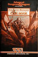 Eye of the Beholder I - Clue Book