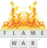 Flame War - A Game of Extreme Moderation