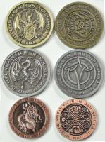 Fire Coin Set