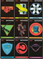 Battlemech Recognition Cards