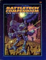 Battletech Compendium - The Rules of Warfare