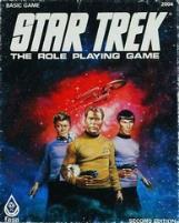 Star Trek the RPG (Basic, 2nd Edition)