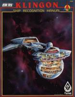 Klingon Ship Recognition Manual (2nd Edition)