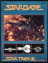 """#1 """"Star Trek III, Starship Troopers, Space Dock"""""""