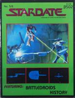 "#5/6 ""Battledroids History, Robots in Star Trek"""