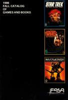 1986 Fall Catalog