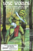 Lizard Man with Scimitar and Buckler