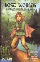 Woman with Quarterstaff