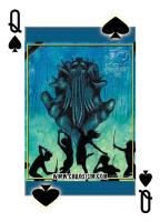 2009 Origins Convention Gaming Industry Playing Cards
