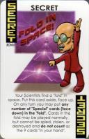 Promo Card - Secret - Fold in Space