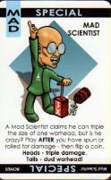 Promo Card - Special - Mad Scientist