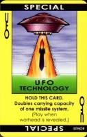 Promo Card - Special - UFO Technology
