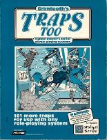 Grimtooth's Traps Too (1st Edition, 1st Printing)