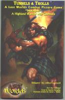 MacAber - A Highland Warrior with Claymore