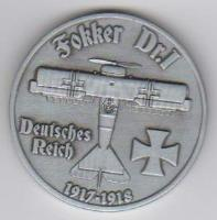 Ace of Aces - Challenge Coin, German (Kickstarter Edition)