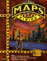Maps Book #1 - Cities