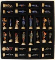 US Civil War Chess Set