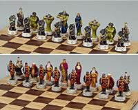 King Arthur Fantasy Chess Set