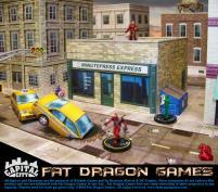 Capital City - Base Set
