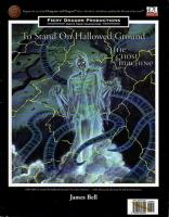 To Stand on Hallowed Ground - Swords Against Deception/The Ghost Machine
