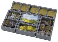 Clans of Caledonia Box Insert (Revised)