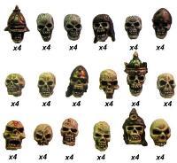 Skulls Set #1