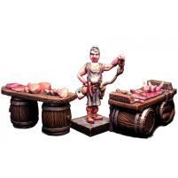 Butcher & Stalls