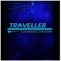 Blue Traveller Logo - Card Sleeves (50)