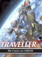 Traveller20 - The Canon on CD-Rom