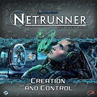 Android Netrunner Collection - Base Game + 2 Expansions!