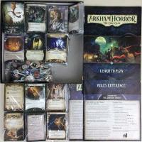 Arkham Horror - The Card Game Collection #3 - Base Game + 7 Expansions!