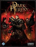 Dark Heresy (1st Edition, 2nd Printing)
