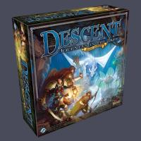 Descent - Journeys in the Dark (2nd Edition)